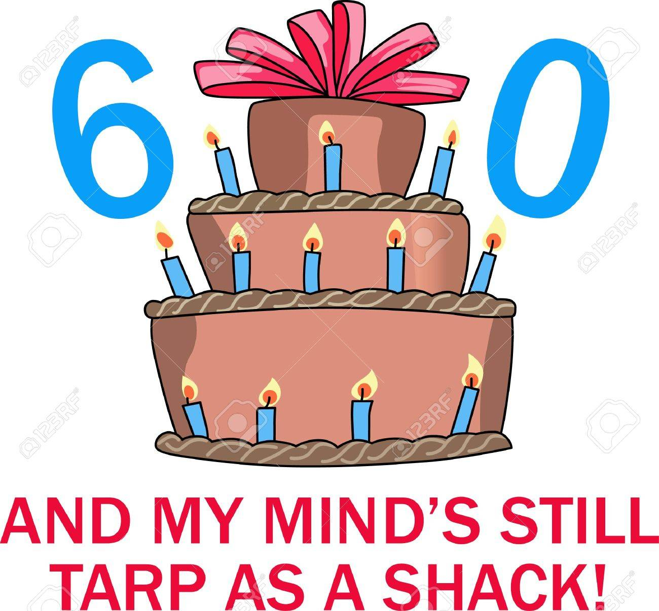 60th birthday clipart 7 » Clipart Station.