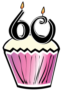 60th Birthday Clipart & Look At Clip Art Images.