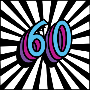 60 Birthday For Adults Clipart.