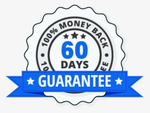 60 Day Money Back Guarantee PNG Images.