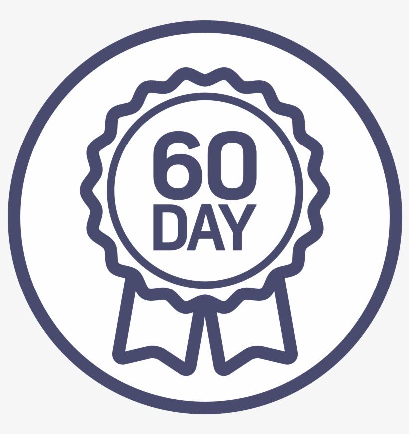 60 Day Money Back Guarantee.