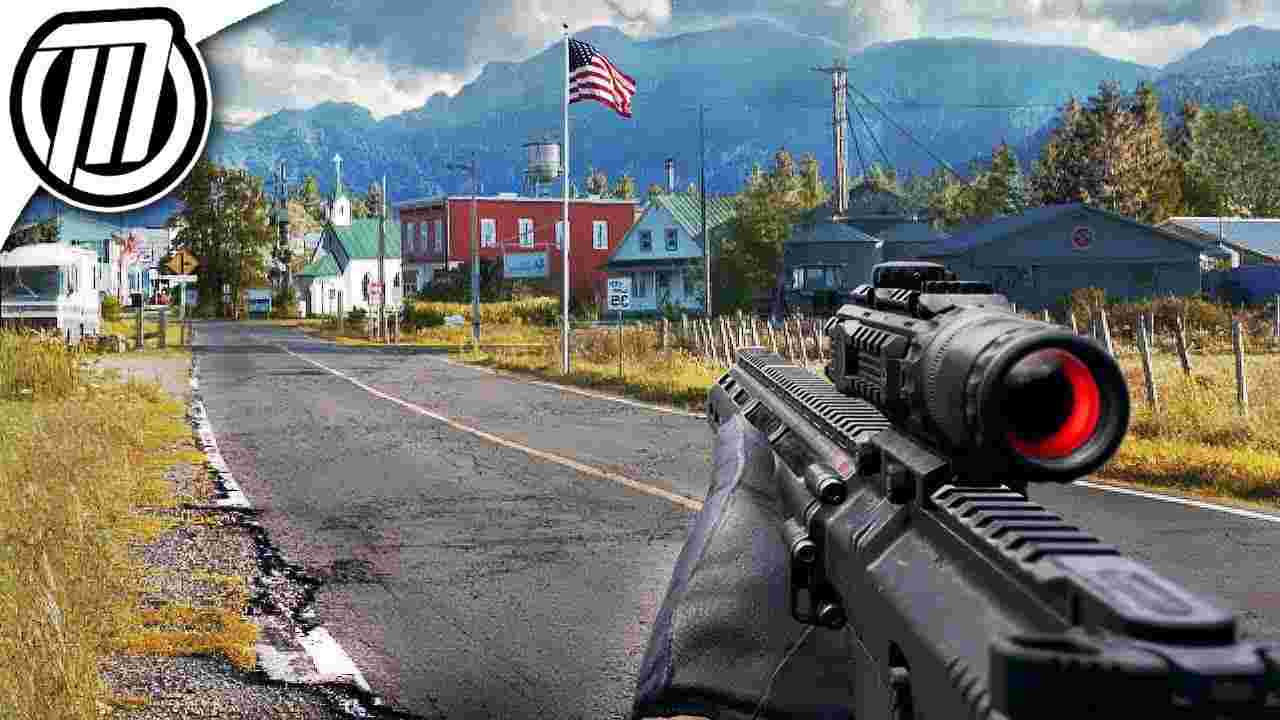 Best Cliparts: 4k60fps Camera Clipart Far Cry 5 Real Life.