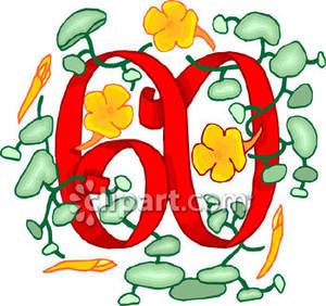 Flowery Number 60.
