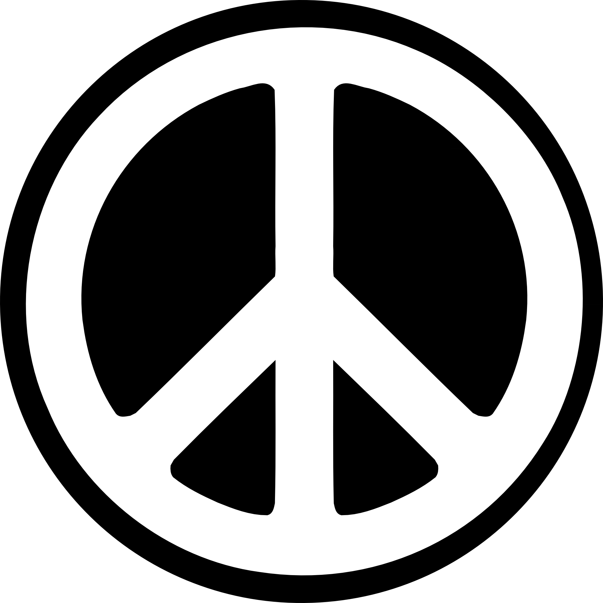 Peace Symbol Backgrounds.