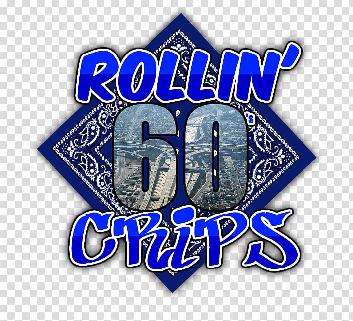 Rollin 60\\\'s Neighborhood Crips Logo Graphic design, others.