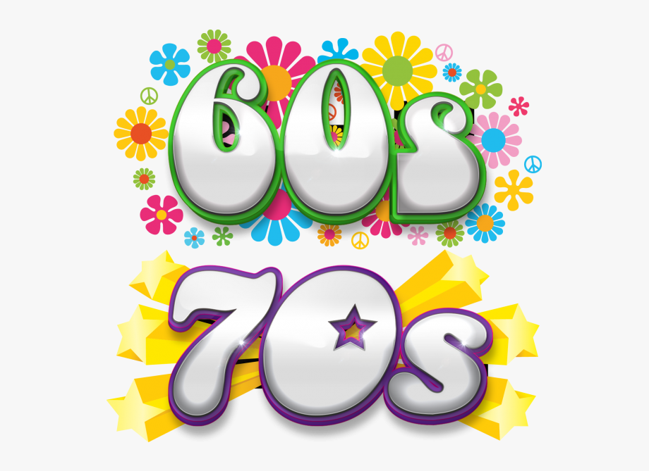 Music Clipart 60\'s.