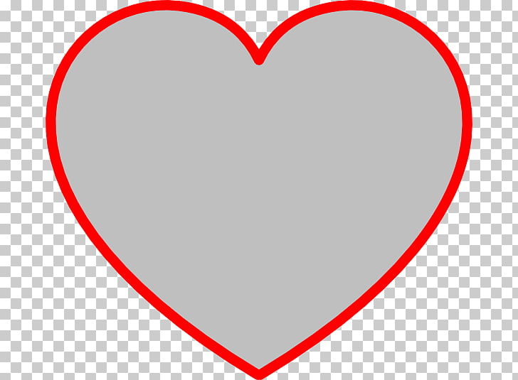 Heart Shape Outline , Transparent Shapes s PNG clipart.