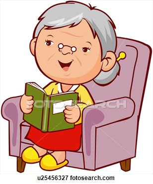 60 Years Old Woman Cartoon.