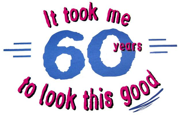 60 years clipart #18