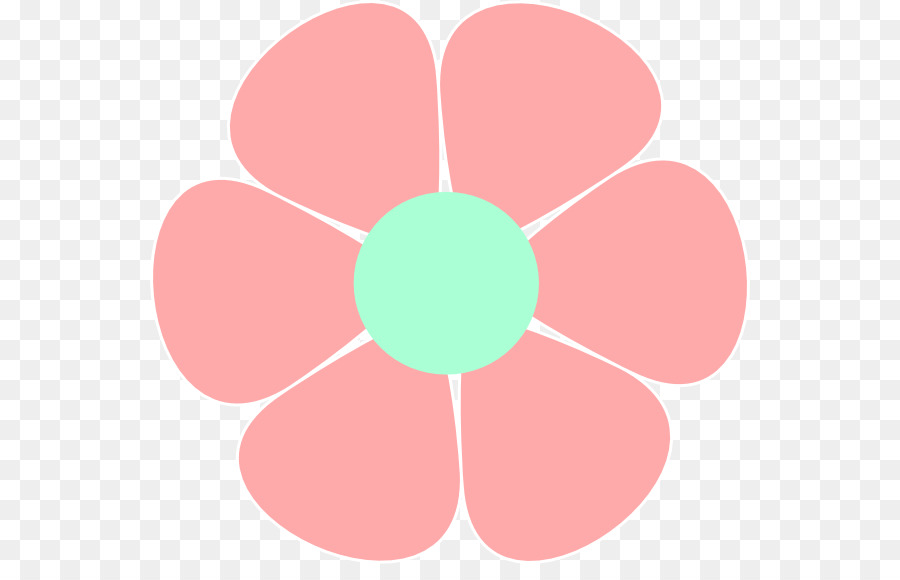 Pink Flower Cartoontransparent png image & clipart free download.