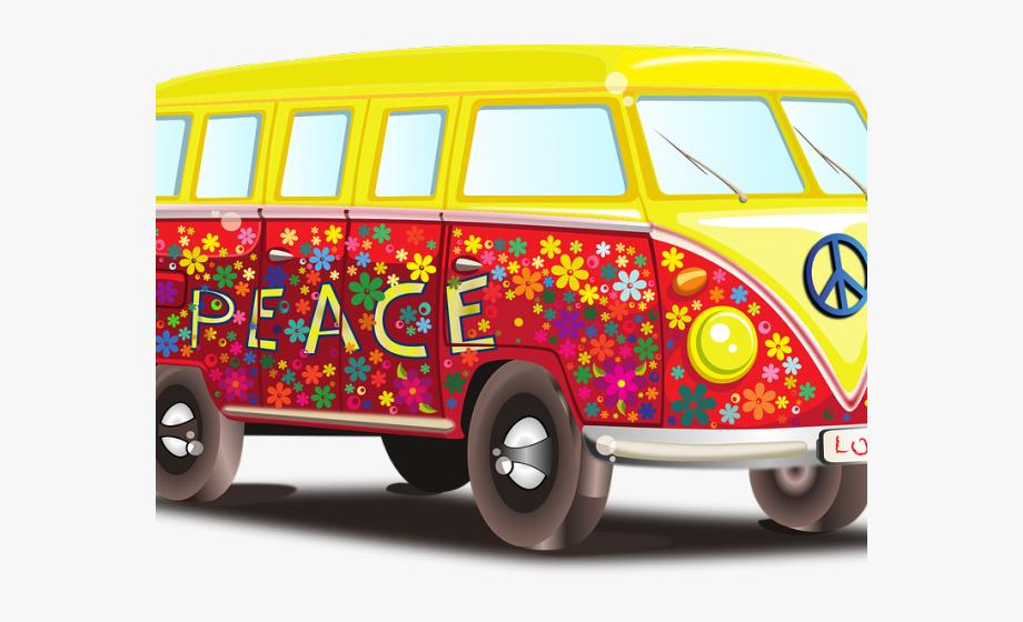 Volkswagen Clipart Family Van.