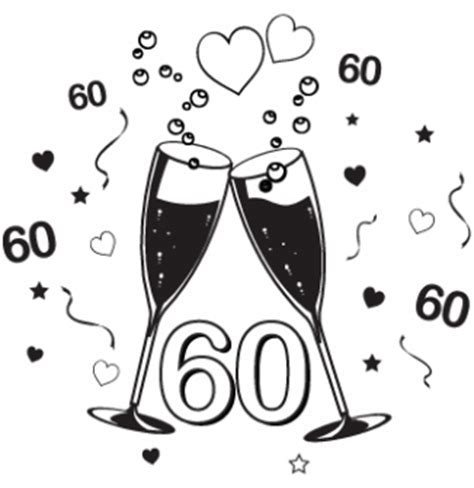 info wedding anniversary 9: diamond wedding anniversary clipart.