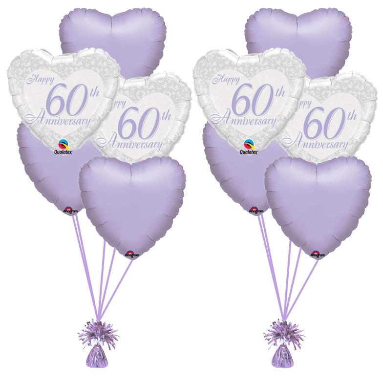 Anniversary Balloon Cliparts.