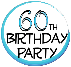 61+ 60th Birthday Clip Art.