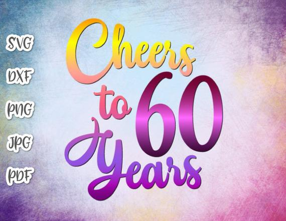60th Birthday Clipart 20 Free Cliparts Download Images On