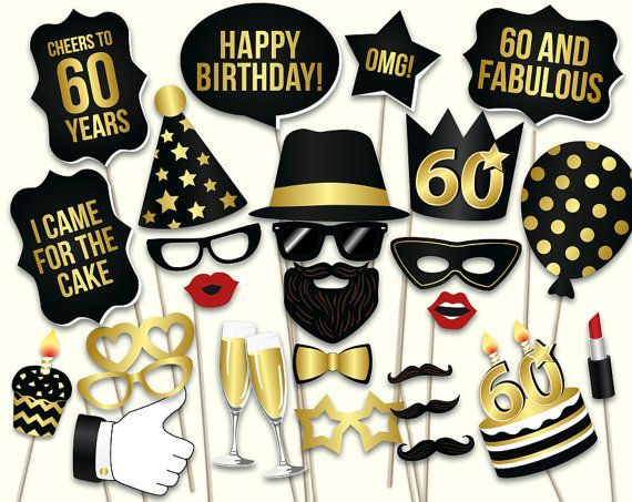 17 Best Ideas About 60th Birthday Party On Pinterest