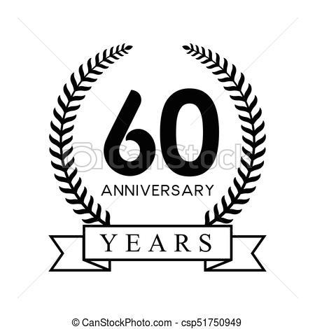 60th anniversary years.