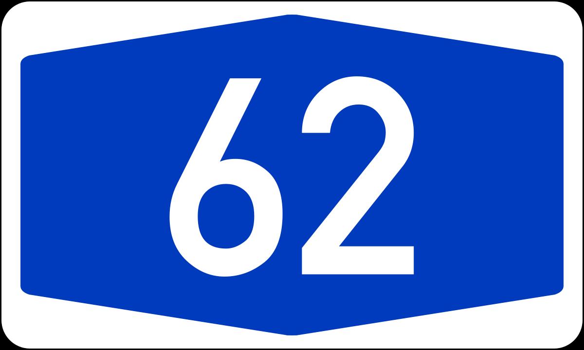 Bundesautobahn 62.