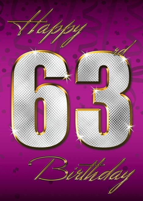 Bling Happy Birthday.