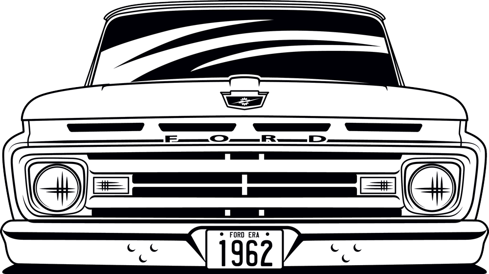 Complete History of the Ford F.