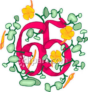 Number 65 Clipart.