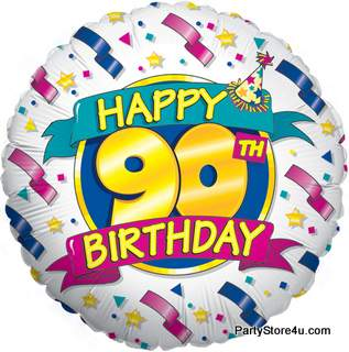 65th Birthday Clipart.