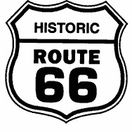Route 66 clipart free.