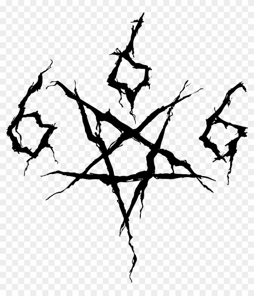 666 #devil #satan #pentagram #black #freetoedit.