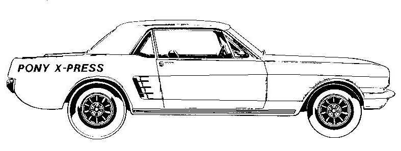 Free Convertible Mustang Cliparts, Download Free Clip Art.