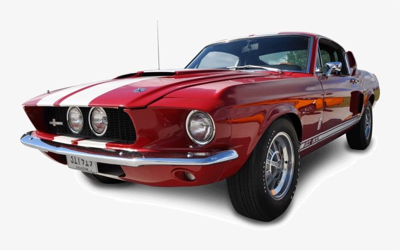 1967f Mustang Gt500.