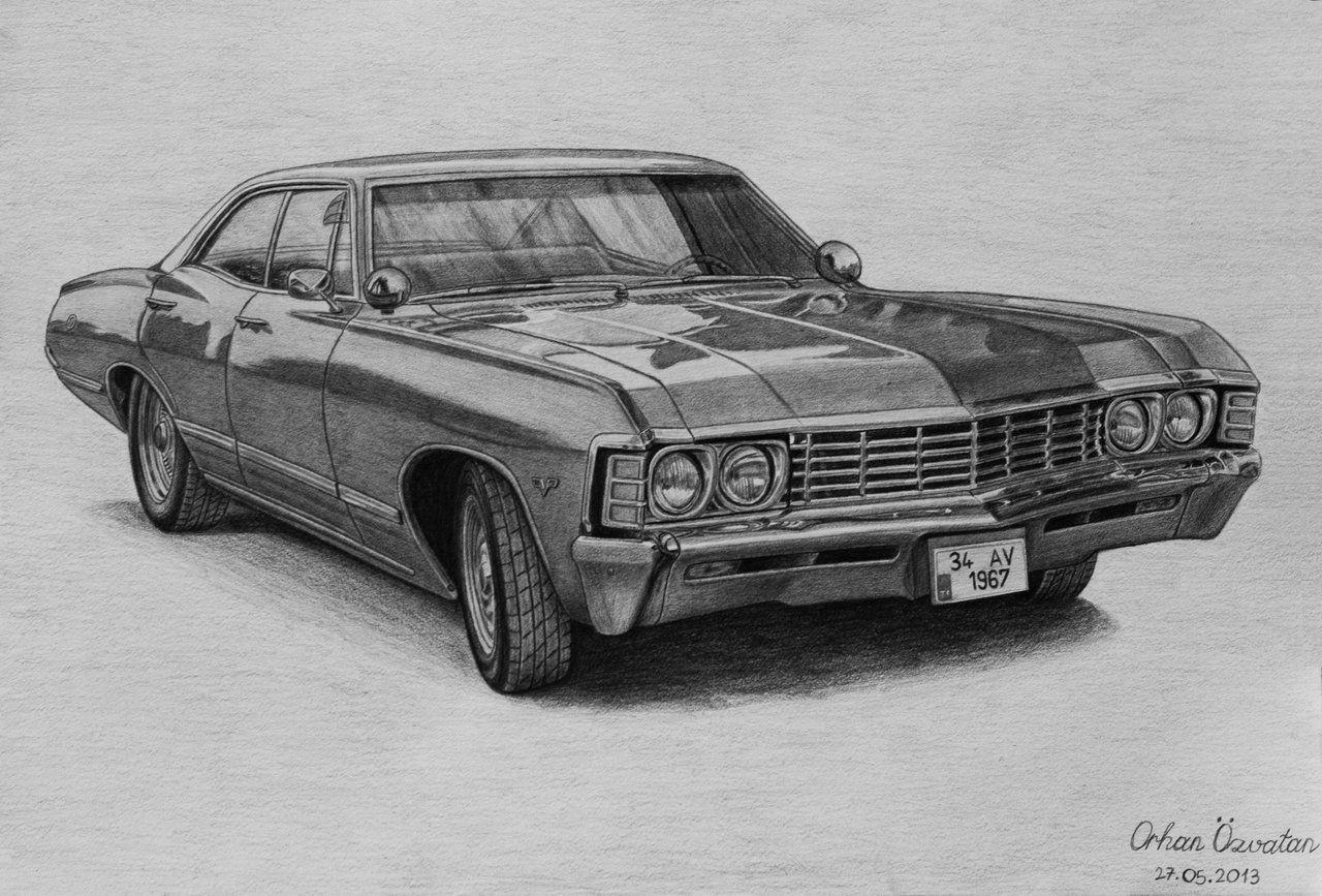 1967 Chevrolet Impala by orhano.