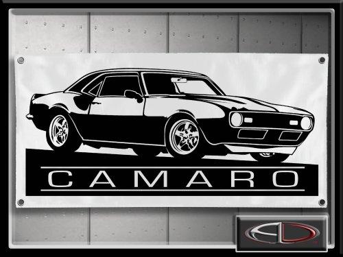68 Camaro Clip Art.
