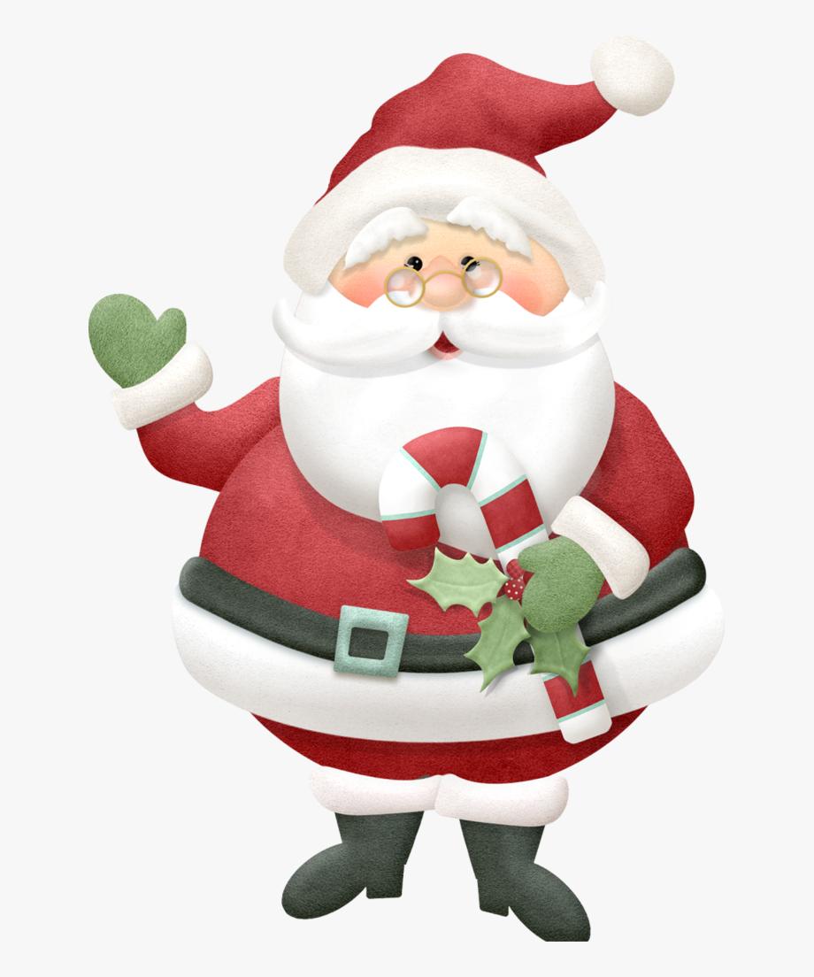Gifs Tubes De Natal 2 Santa Claus Clipart, Santa Claus.