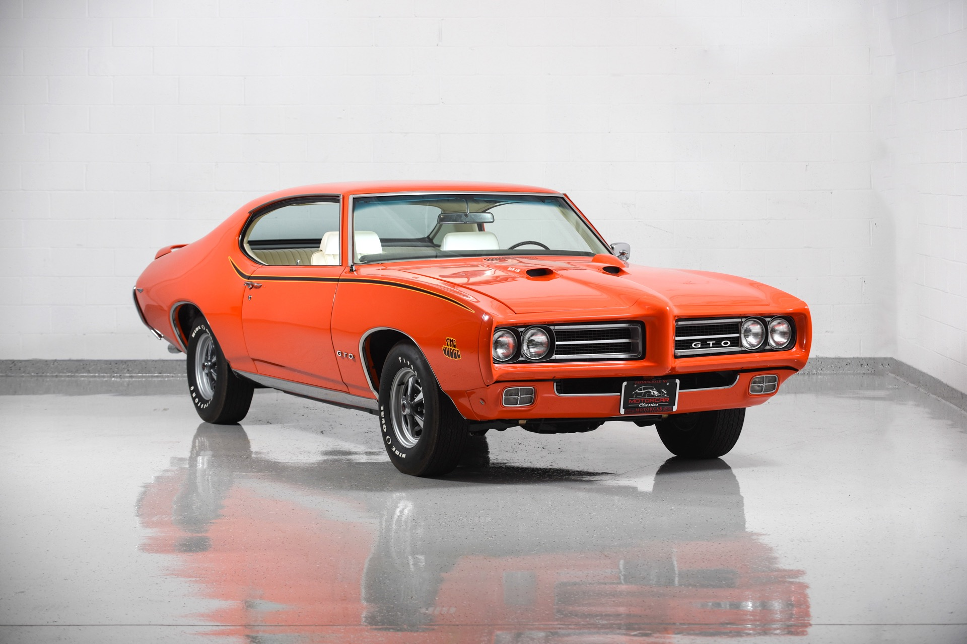 Used 1969 Pontiac GTO Judge For Sale ($64,900).