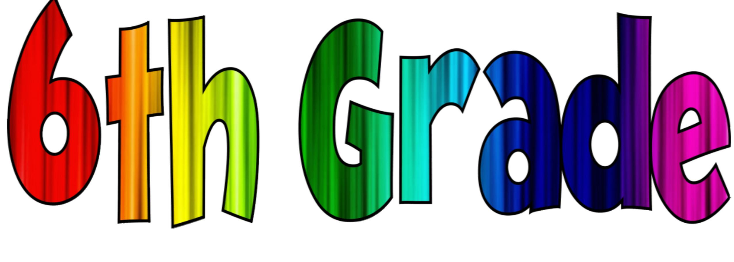 6th grade clipart 7 » Clipart Station.