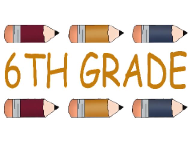 Sixth Grade Cliparts 9.