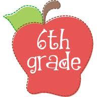 Grade 6 Clipart.
