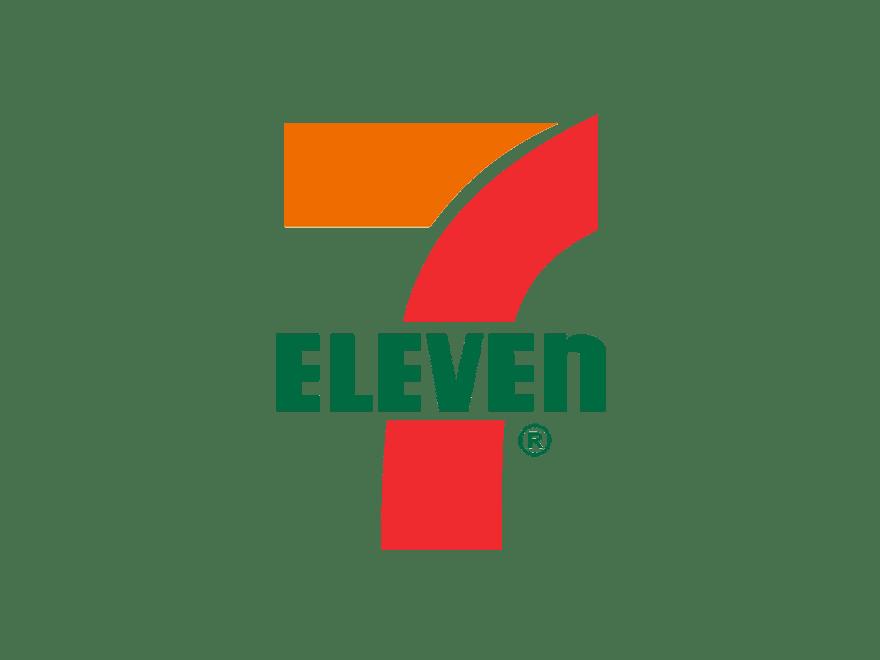 7 Eleven Logo transparent PNG.