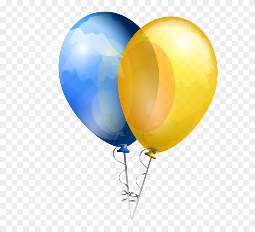 Yellow Balloon Cliparts 7, Buy Clip Art.