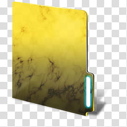Yellow Windows Folders, yellow folder illustration.