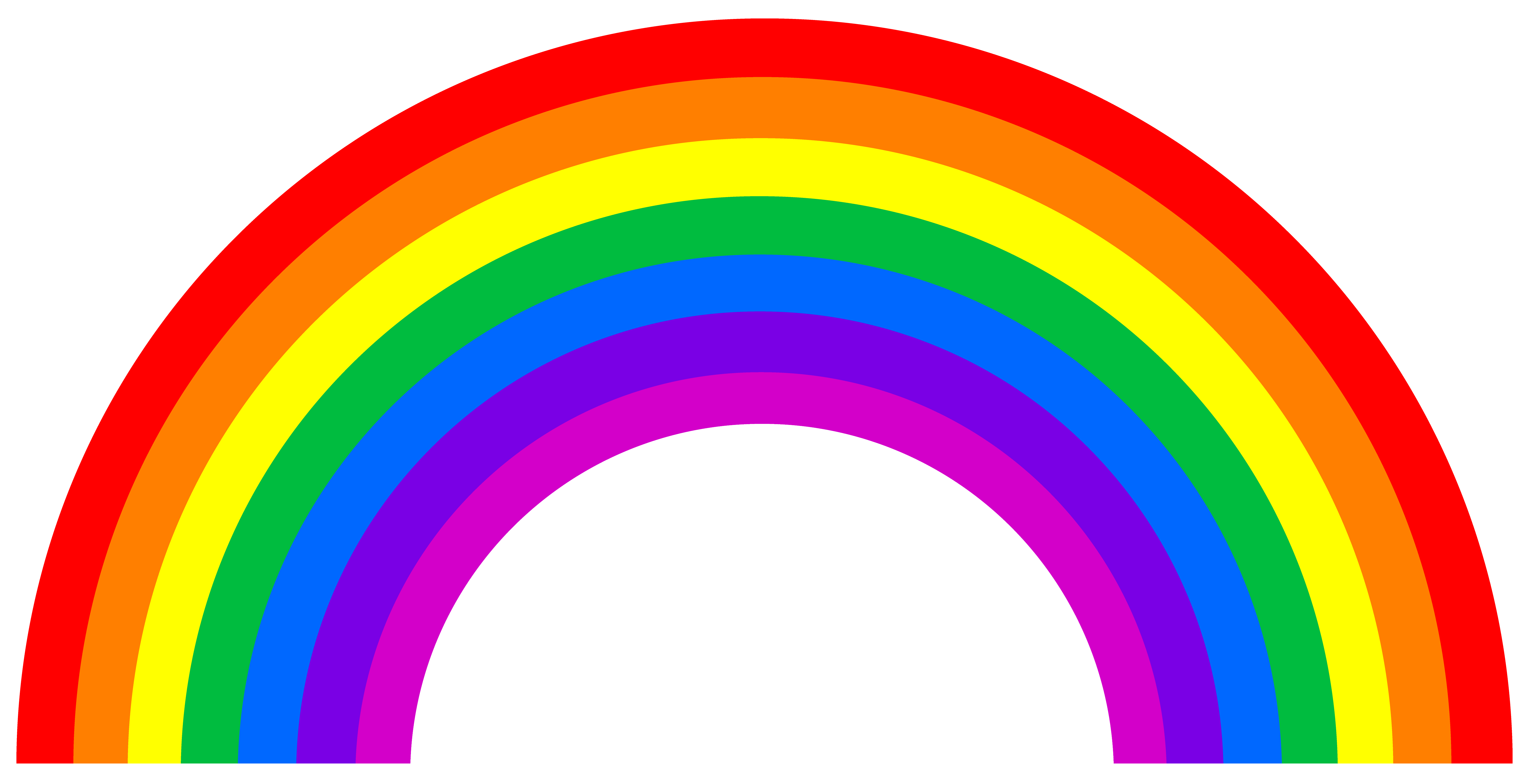 Free Picture Of Rainbow, Download Free Clip Art, Free Clip.