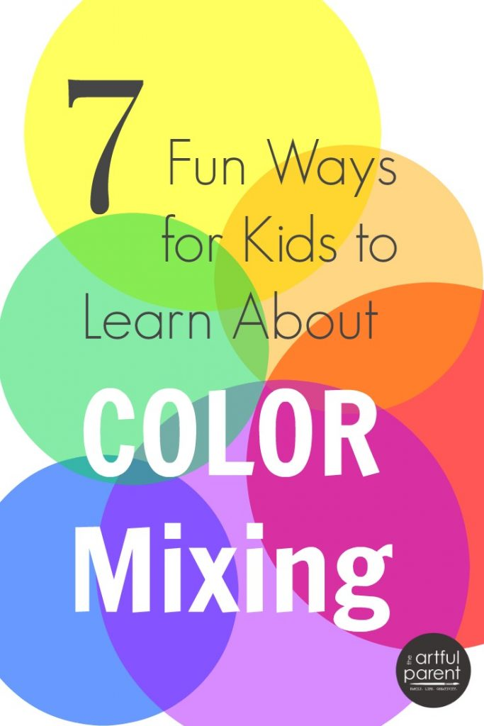 7 Color Mixing Activities for Kids (Plus 5 Fun Picture Books).