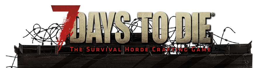 7d2d: 7 Days to Die Dev Tracker By Deccypher and modding tools.