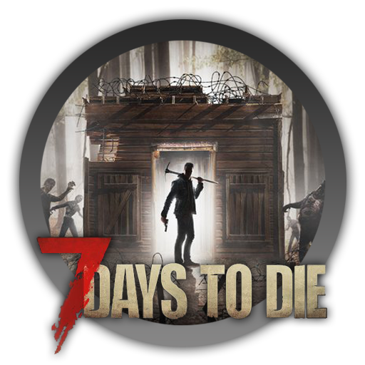 7 Days To Die Png 4 Vector, Clipart, PSD.