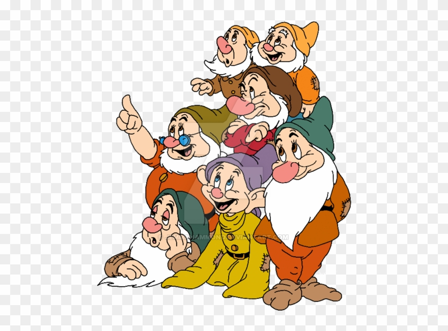 Seven Dwarfs By Jemmahammond.