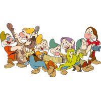 Download Snow White And The Seven Dwarfs Free PNG photo images and.