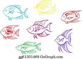 Seven Seas Clip Art.