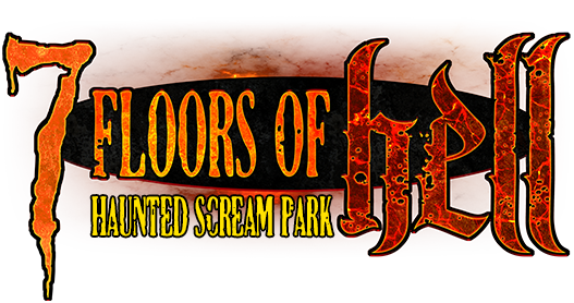 7 Floors of Hell Haunted Attraction in Cleveland, Ohio.