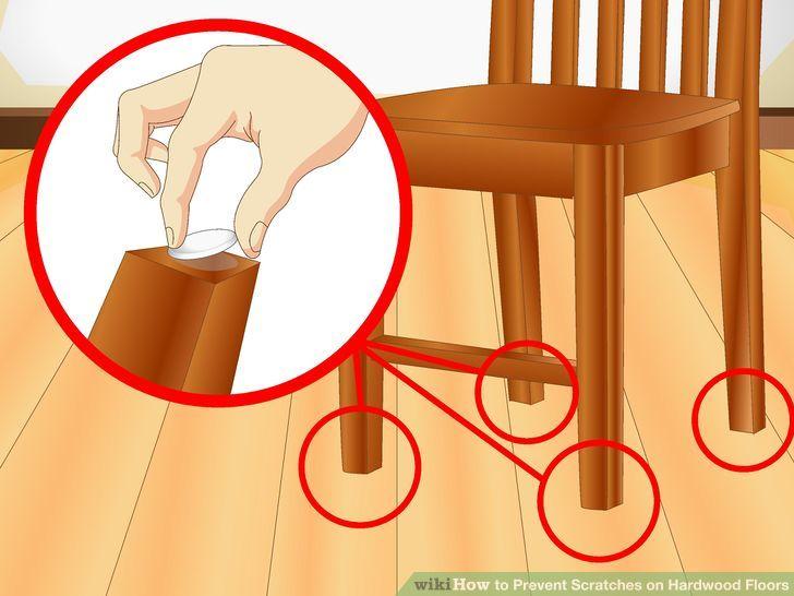 4 Ways to Prevent Scratches on Hardwood Floors.