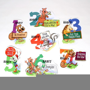 Seven Habits Clipart & Free Clip Art Images #17040.